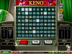 casino game,keno