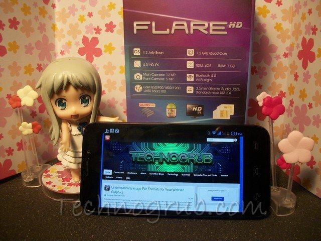 flare hd