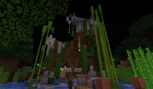Witch Hut Minecraft